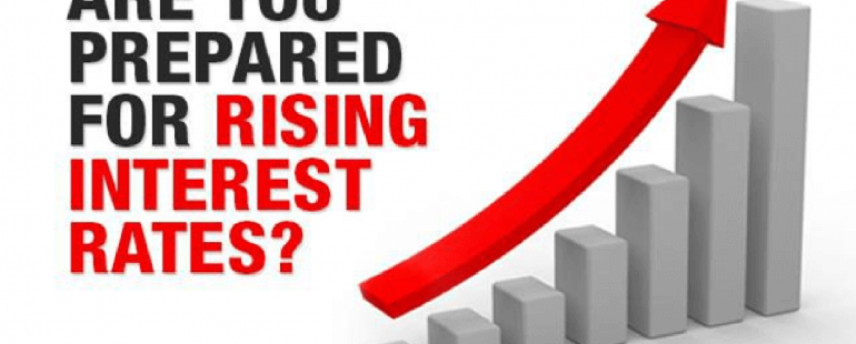 Interest Rates Are Increasing, Don't Let Your Debt