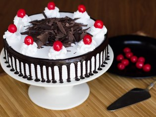 The Original B.F. - Black Forest Cake