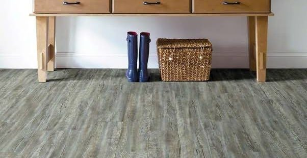 Static-sensitive- laminate flooring and other choices