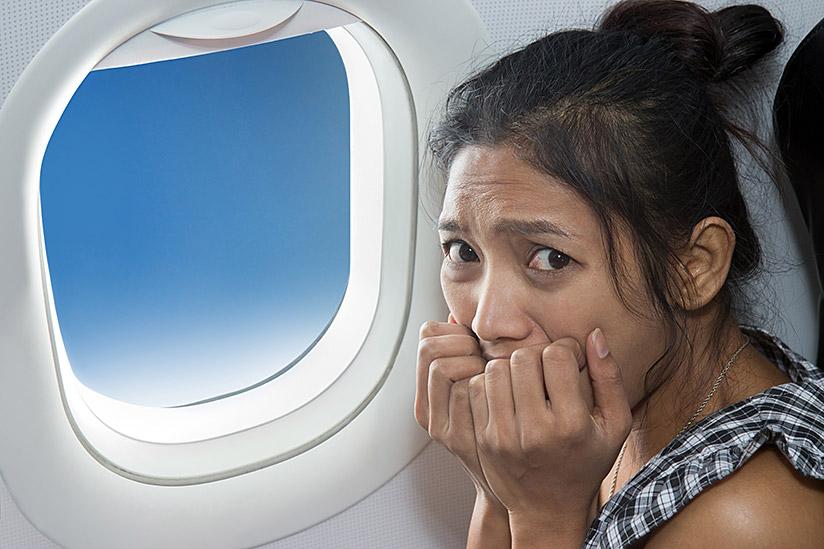 Flight Anxiety - Flight Safety Foundation