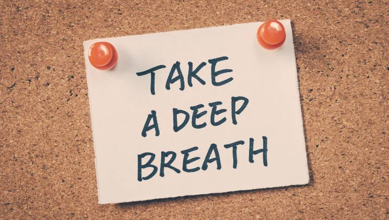 Stress management: Here is how deep breathing can help you feel calmer